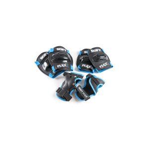 blå sikkerhedsudstyr