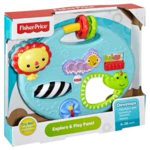 Fisher-Price baby play panel