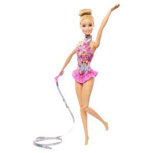 Barbie Gymnast dukke