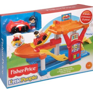Fisher-Price garage