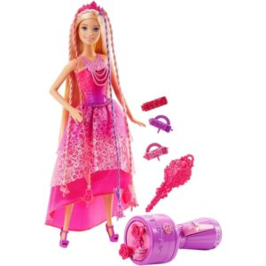 Barbie endless hair kingdom