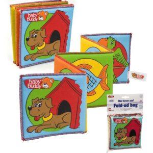 Baby Buddy stof fold-ud-bog