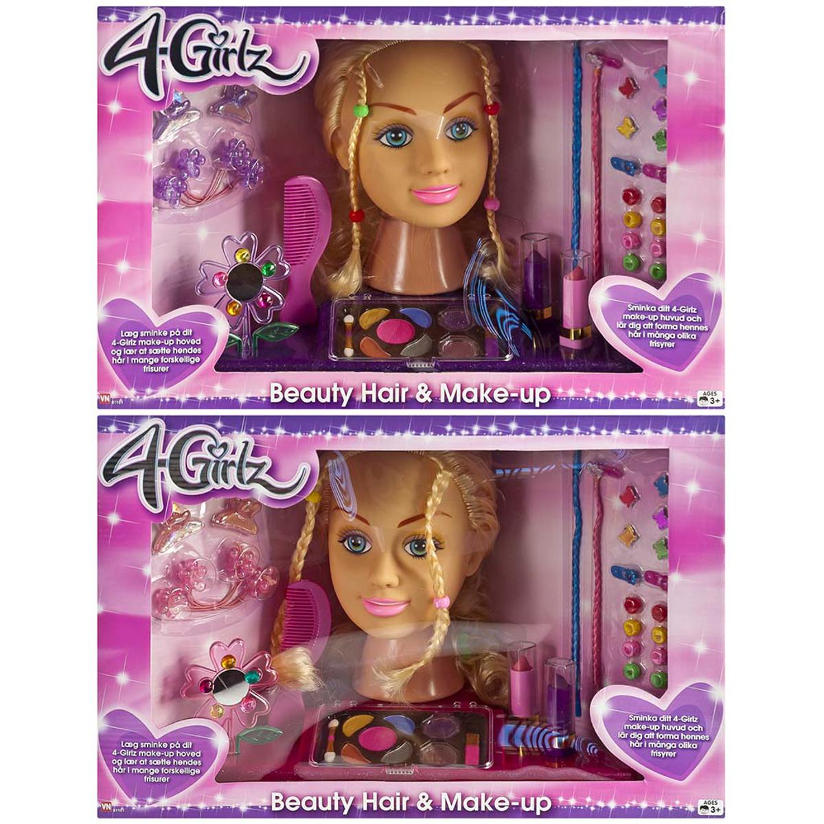 4-girlz beauty hair and makeup