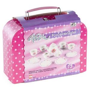 4 girlz porcelænsstel