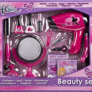 4-Girlz beautyset