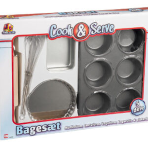 Cook&Serve bagesæt