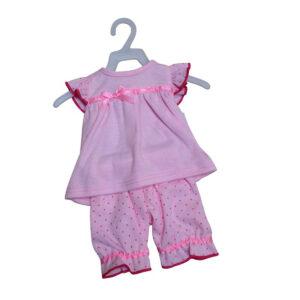 Dukketøj kjolesæt