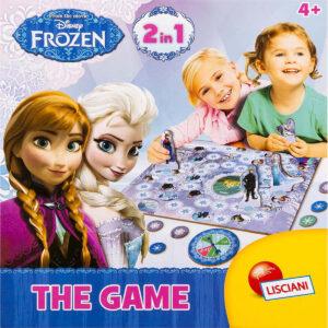 Frozen gåsespil
