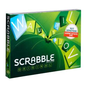 Scrabble spil