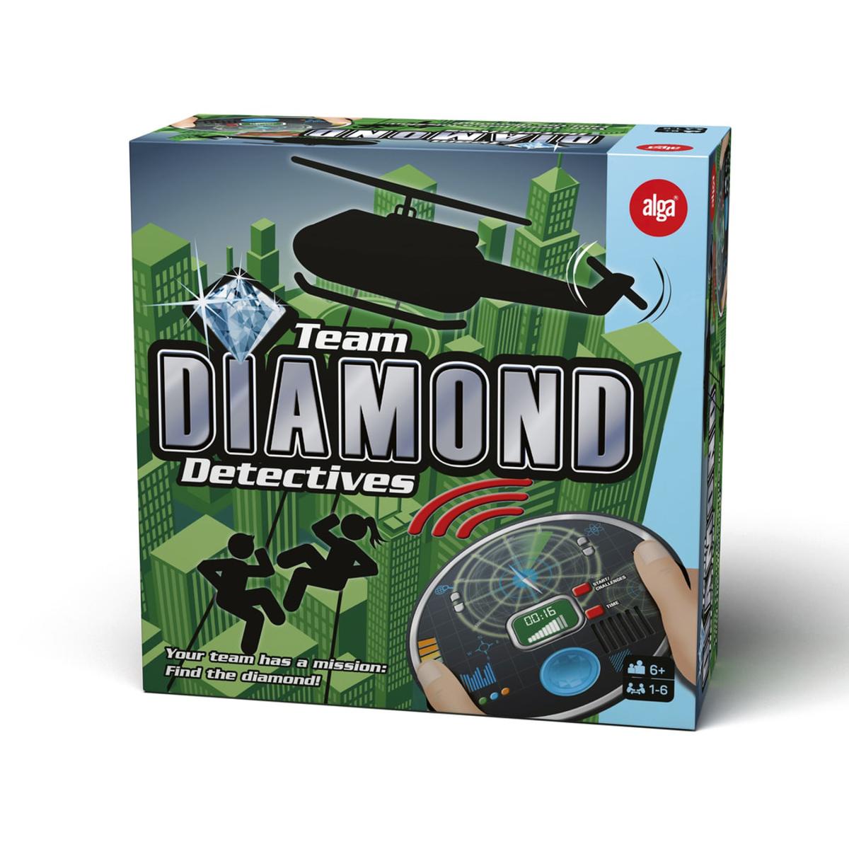 Diamond Detectives