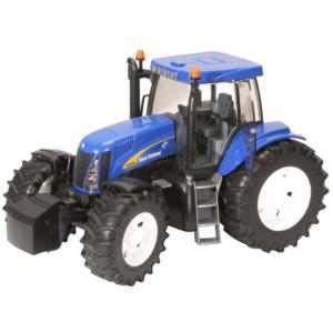 Brüder new holland traktor