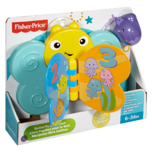 Fisher price BUTTERFLY BOOK