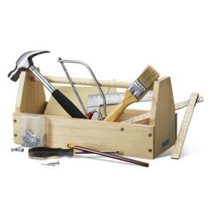 Værktøjskasse til børn