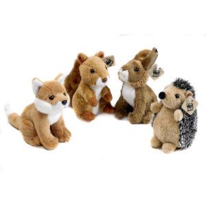 WWF skovdyr bamser