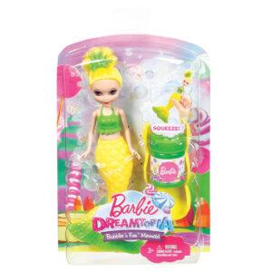 Barbie Dreamtopia sæbeboblehavfrue