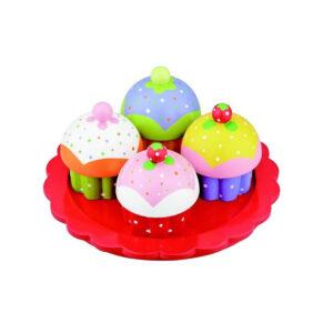 Legemad muffins