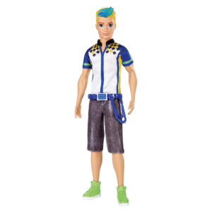 Video Game Hero Ken