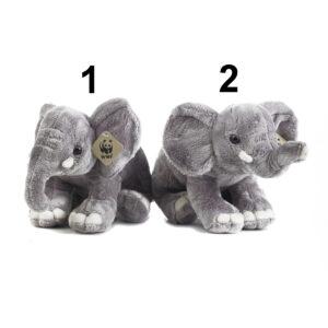 WWF Elefant bamse