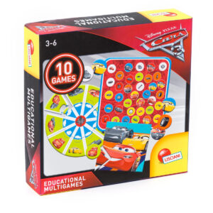 Cars multigame