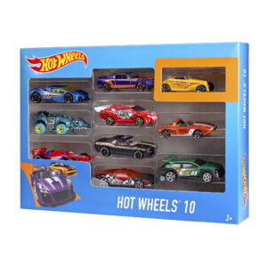 Hot Wheels 10-pak biler