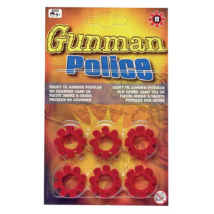 Gunman 8 skuds