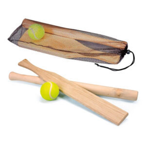 2 bat med bold