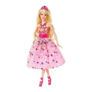 Barbie birthday princess