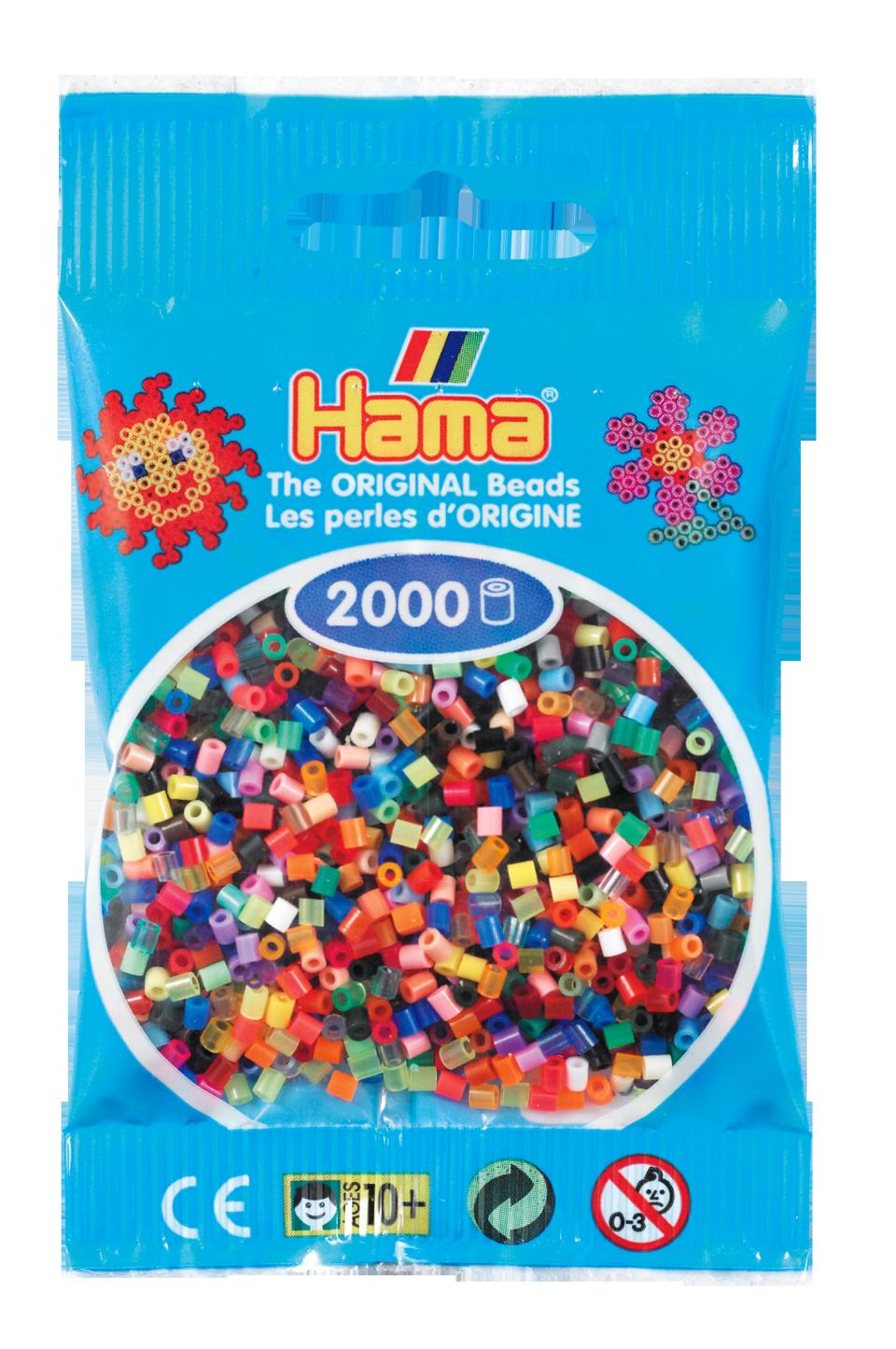 HAMA mini perler
