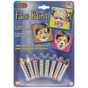 RIO Face Paint