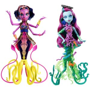 Monster High - Down Under Ghoul - Posea ReefMonster High - Down Under Ghoul - Posea Reef