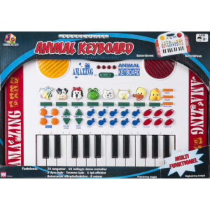 Animal keyboard 3-2-6