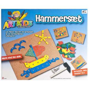 Art kids hammersæt