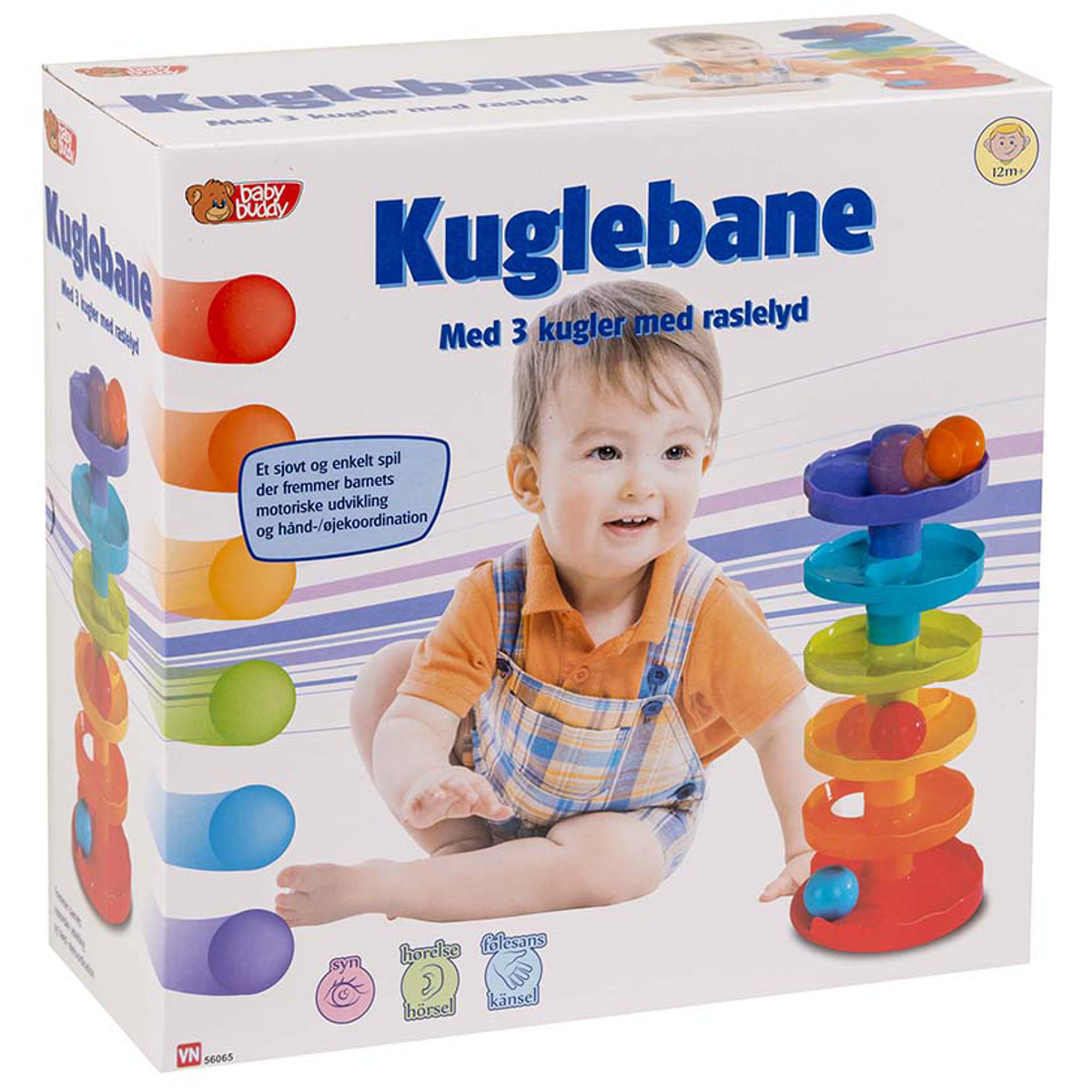 Baby Buddy kuglebane