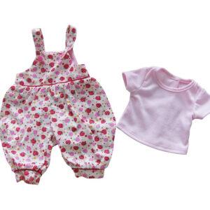 Dukketøj buksedragt