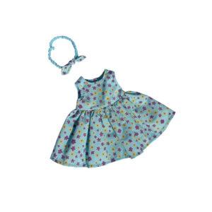 Dukketøj kjole