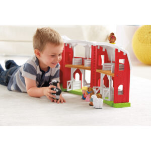 Fisher-Price bondegård
