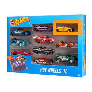 Hot Wheels 10