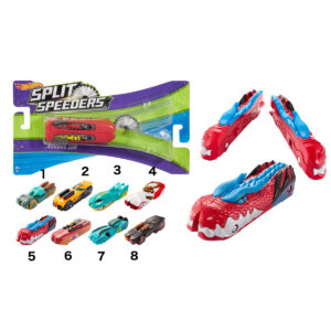 Hot Wheels Splitspeeders.