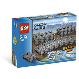 Lego Fleksible skinner