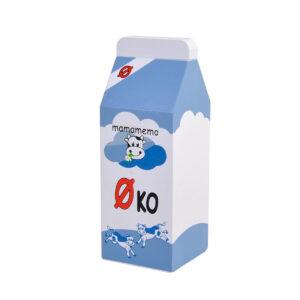 MaMaMeMo - Legemad i træ mælkekarton