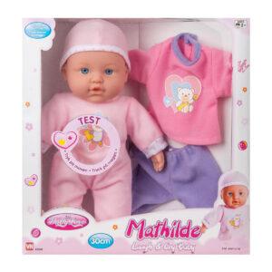 my baby mathilde