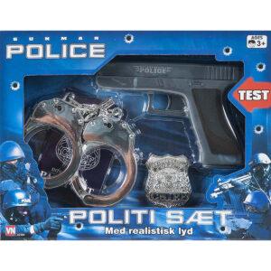 Politisæt gunman police