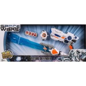 Space Wars future defender lyssværd pistol