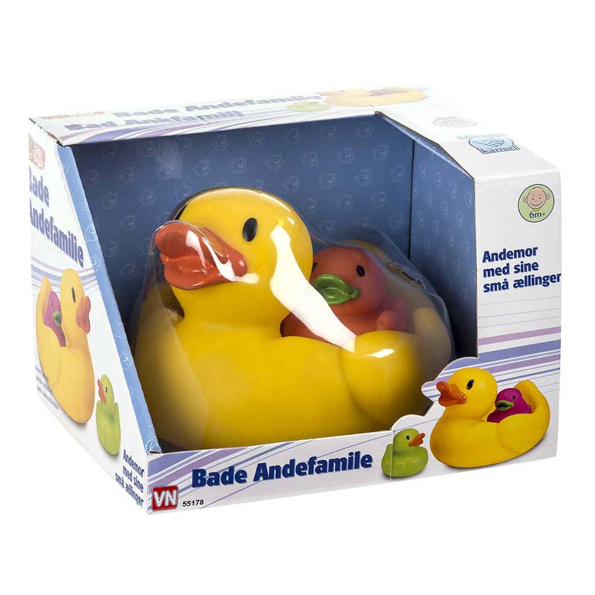 Baby Buddy bade andefamilie