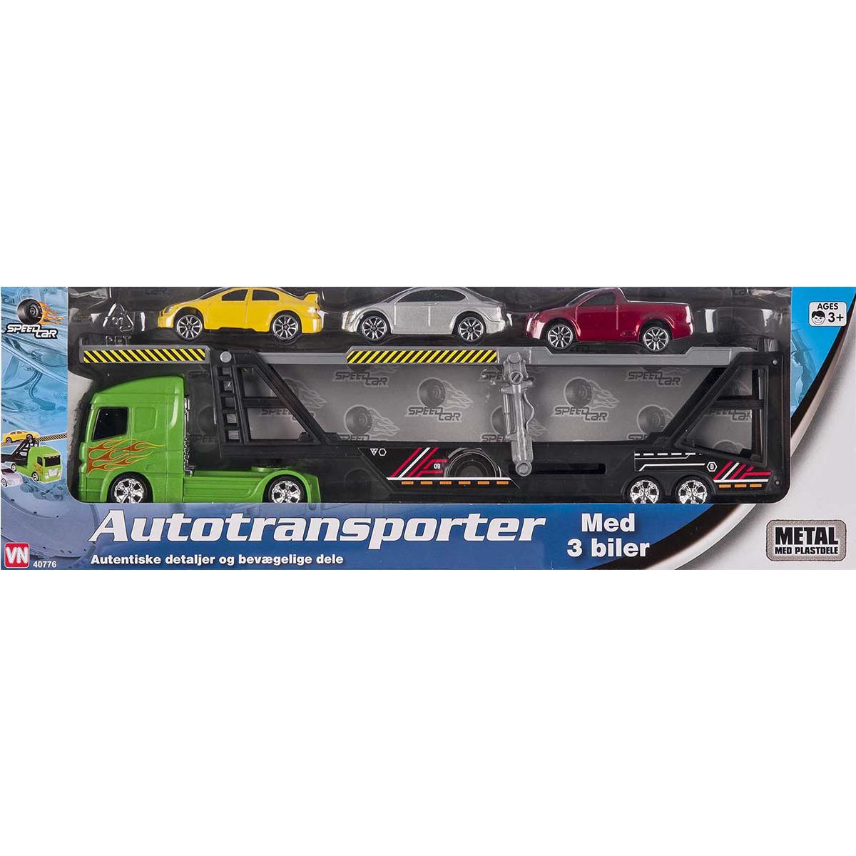 Speed autotransporter