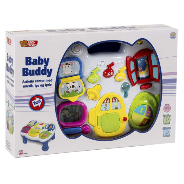 baby buddy activitycenter