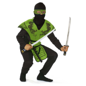 RIO GREEN NINJA FIGHTER