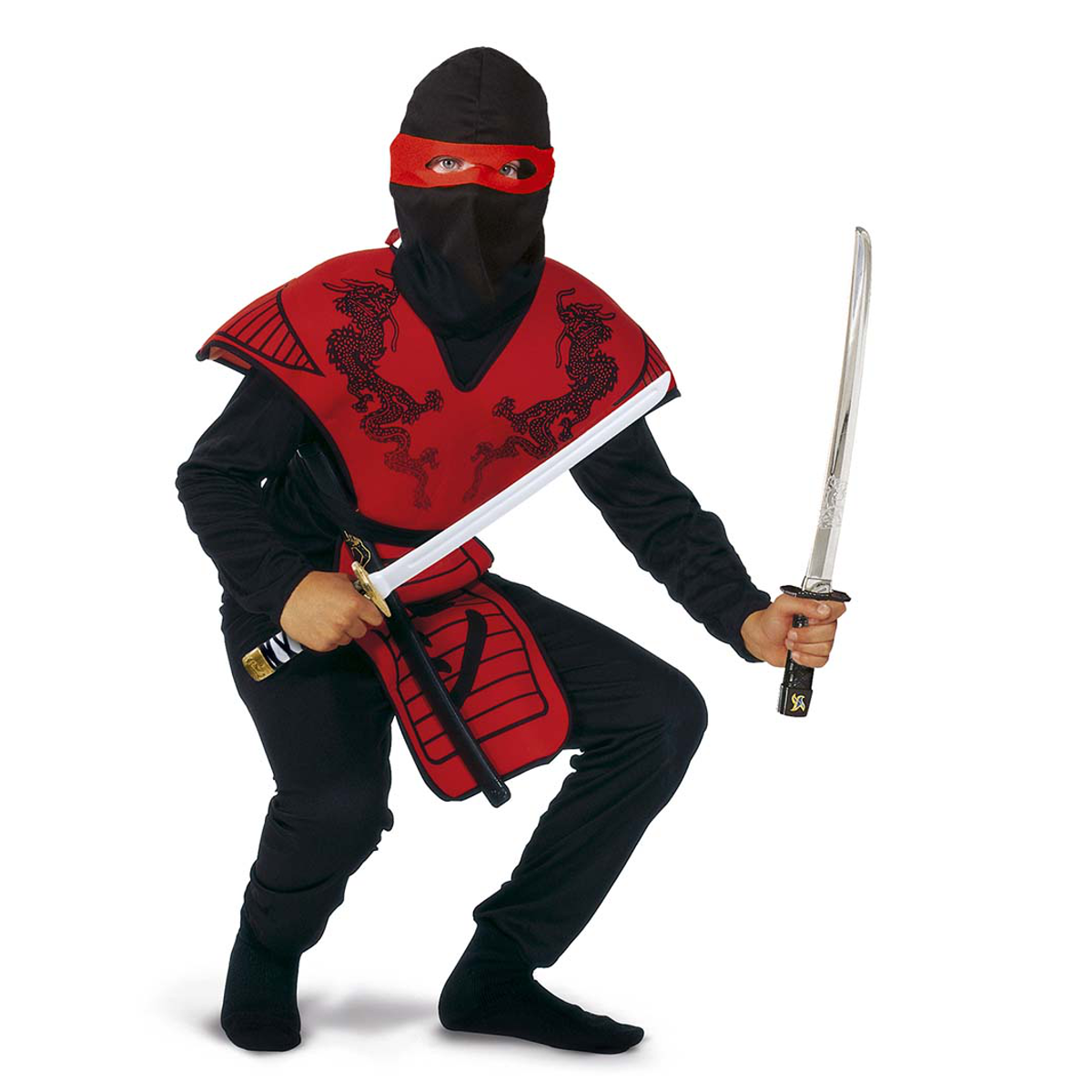RIO RED NINJA FIGHTER