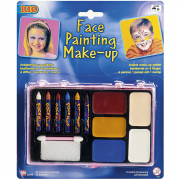 Rio face painting makeup