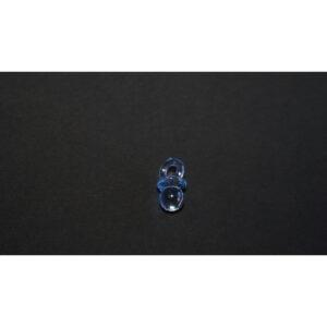 Blå sut 20mm